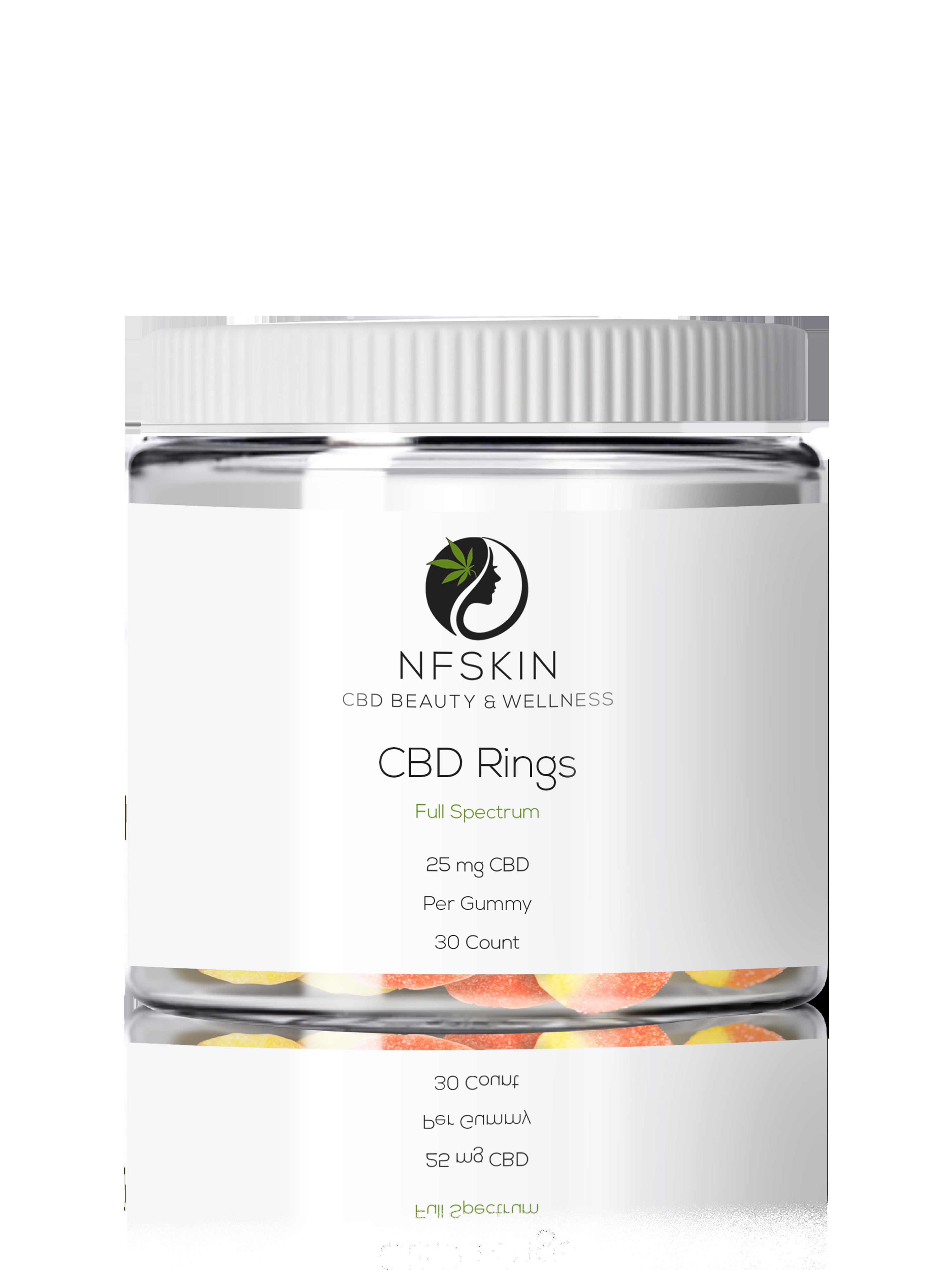 CBD Rings – Count 30