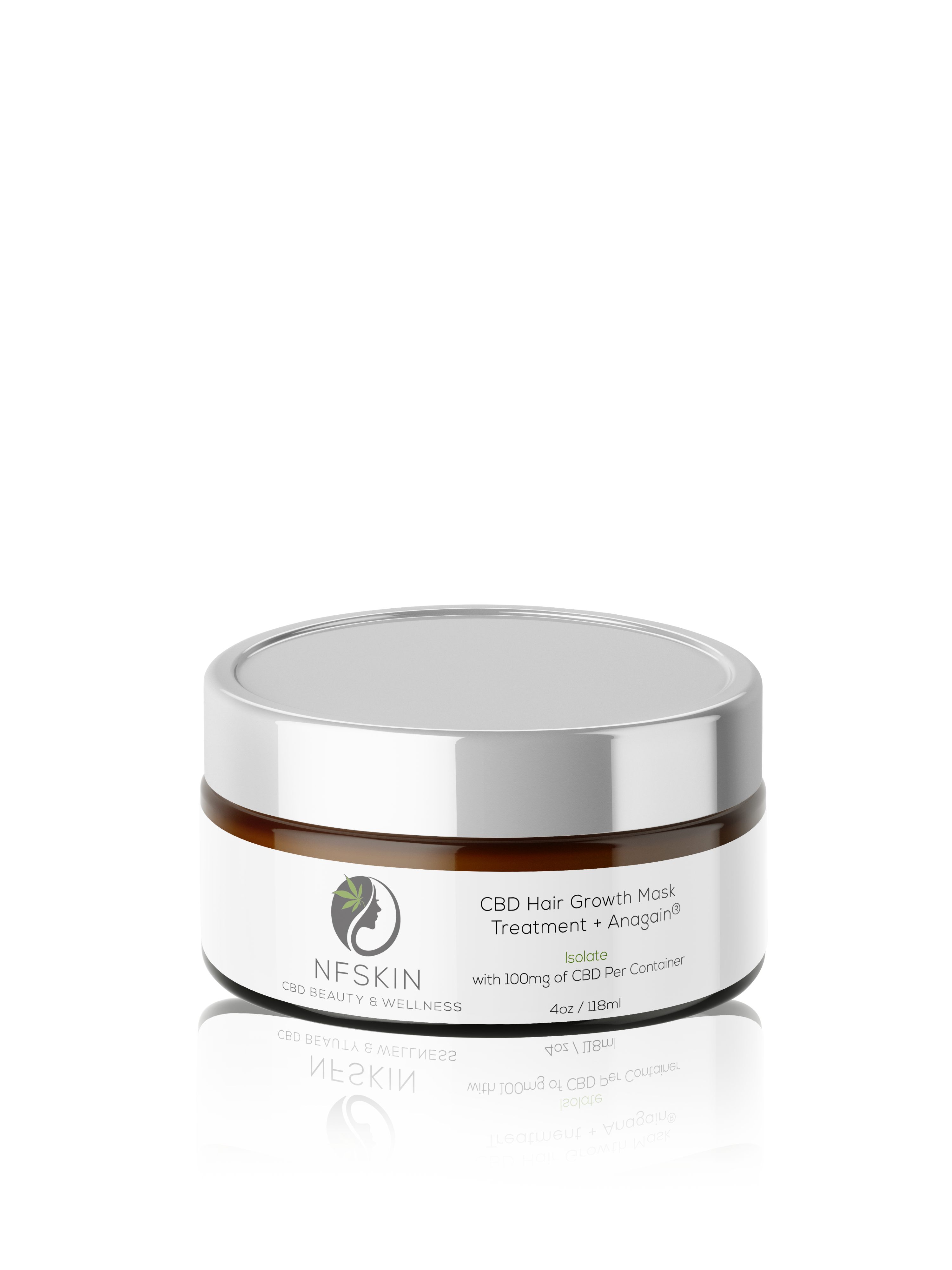 Hair Growth Mask Treatment + Anagain
