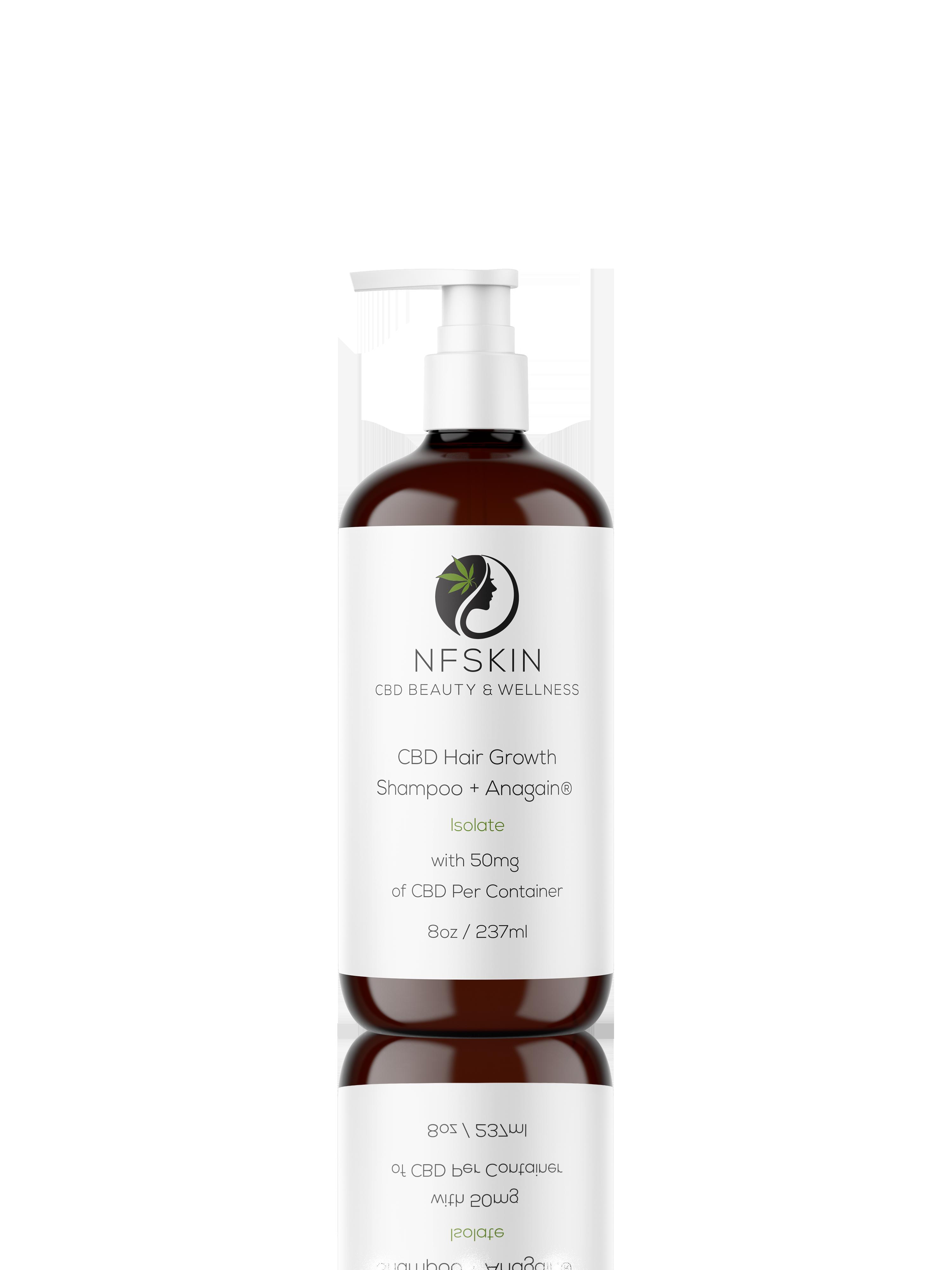 Hair Growth Shampoo + Anagain