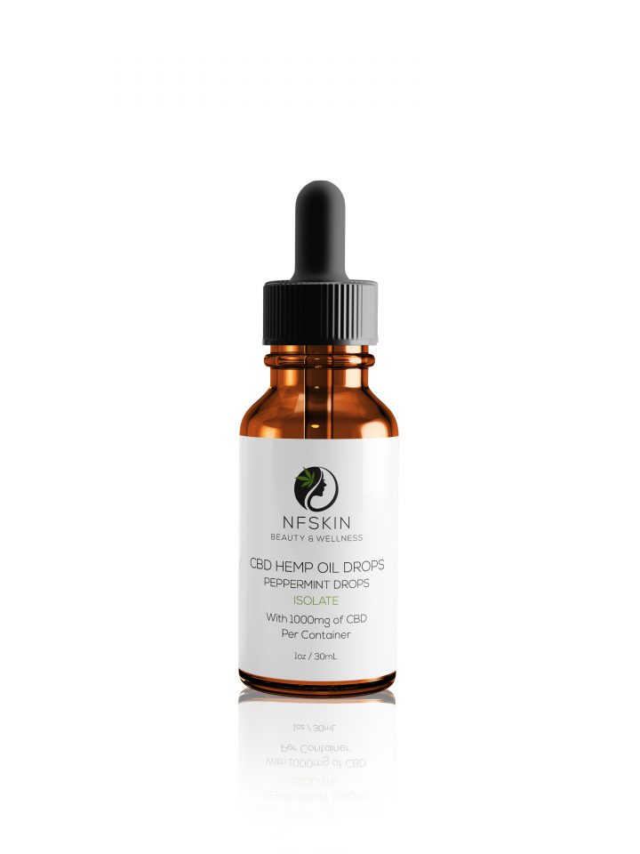 NF-SKIN_1000mg-Isolate-CBD-Oil-Drops---Peppermint