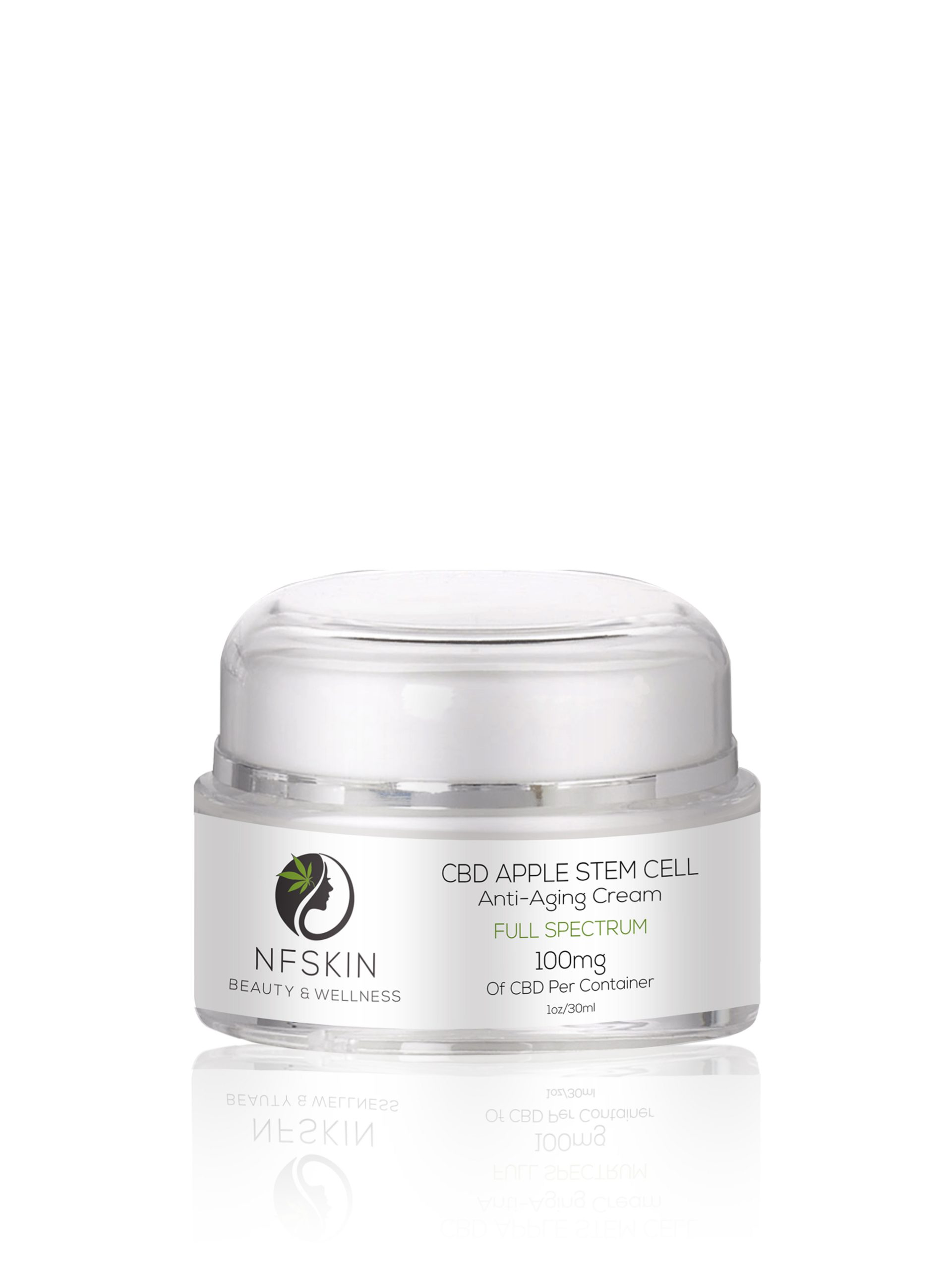 Apple Stem Cell Anti-Aging Cream FS CBD