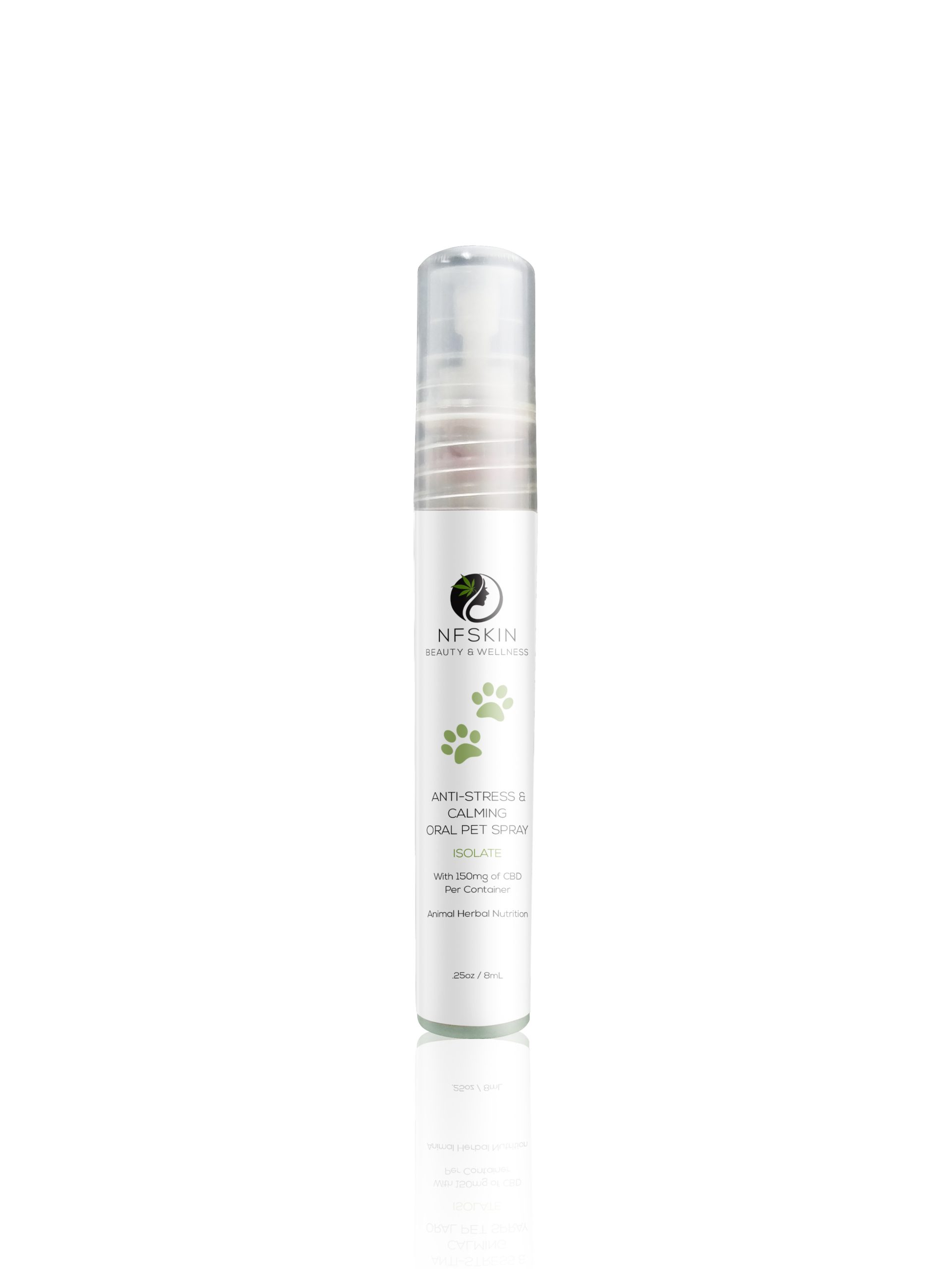 Anti-Stress & Relaxation Oral Pet Spray