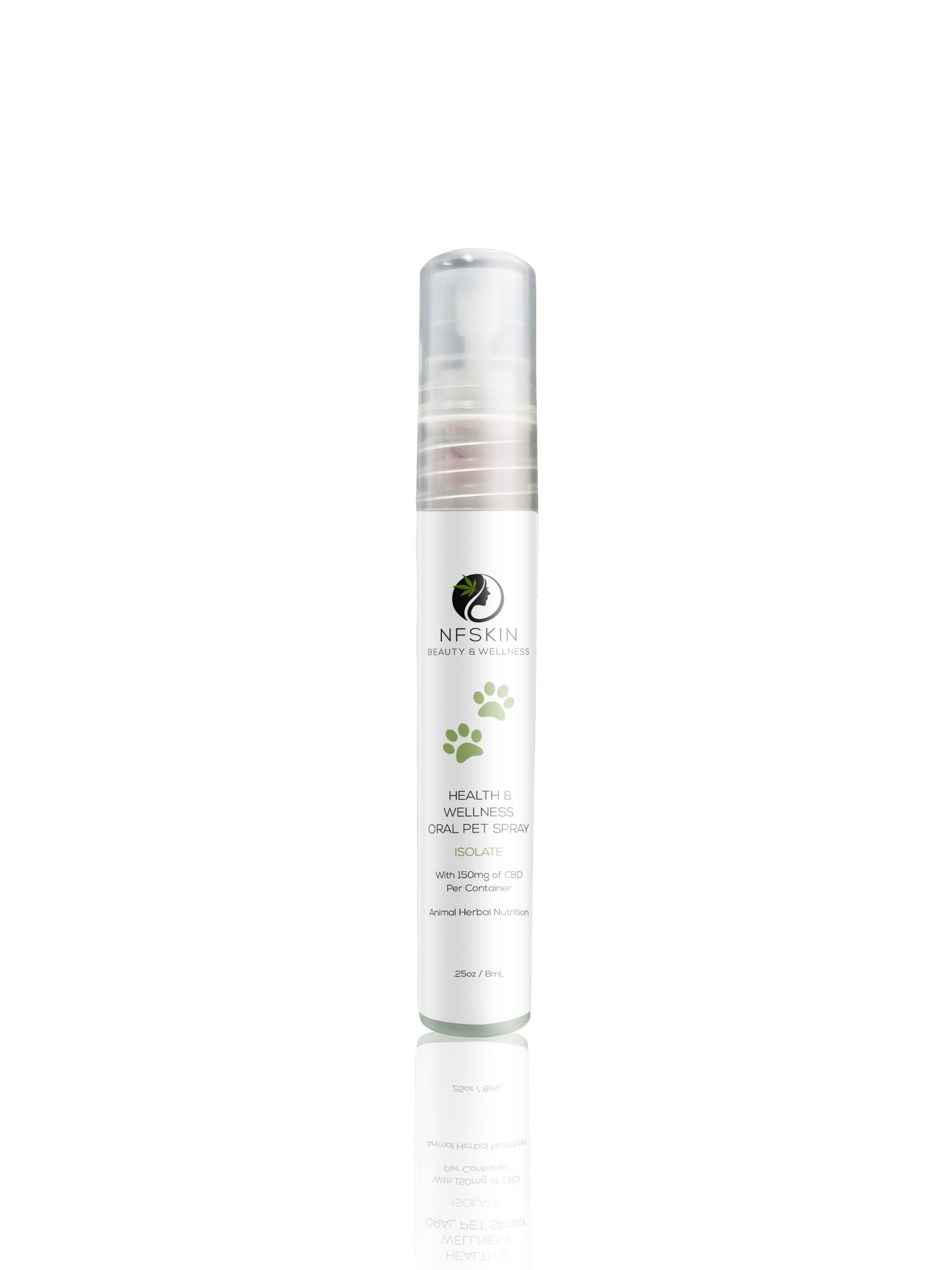Health & Wellness Oral Pet Spray