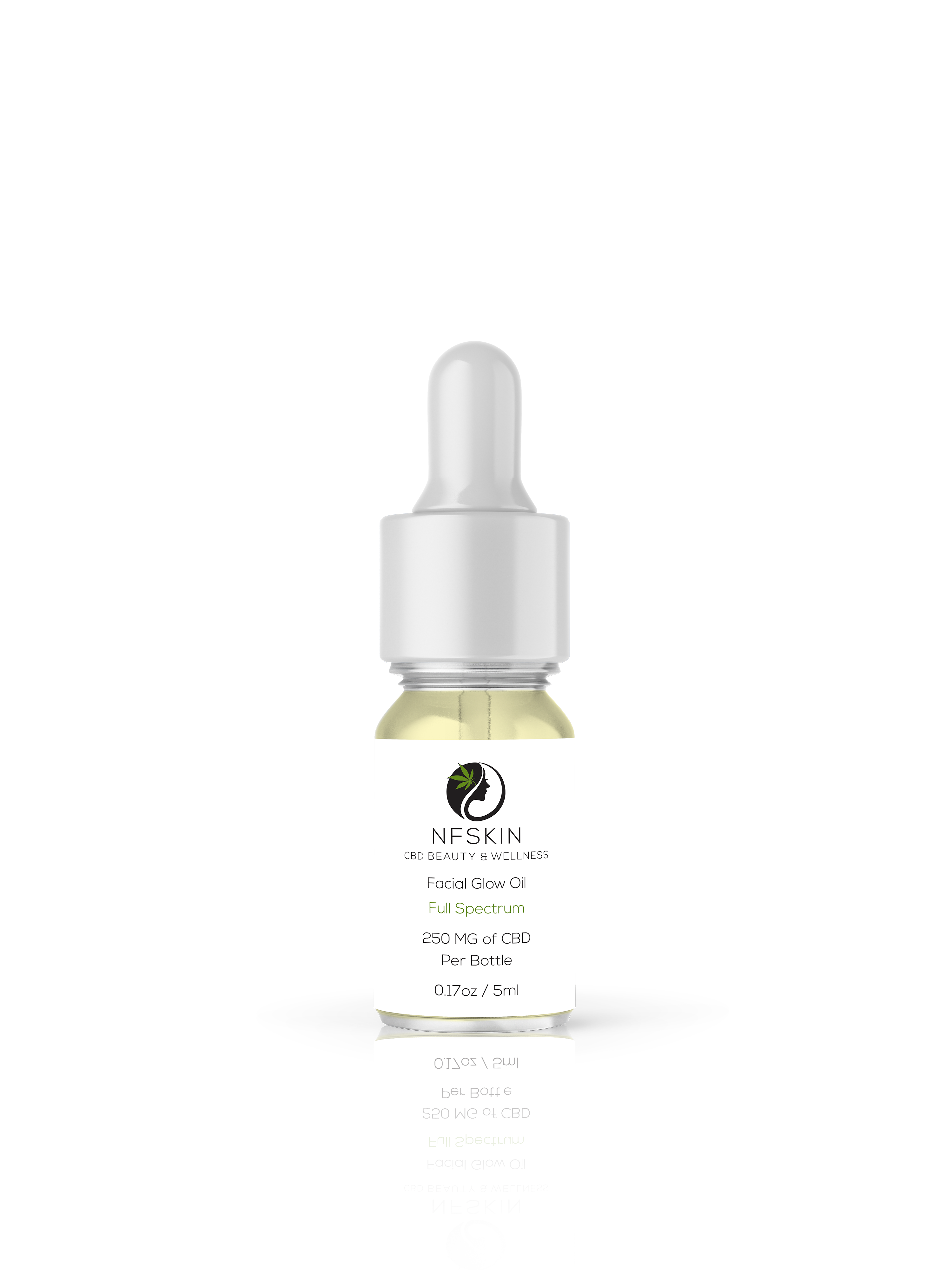 Pure CBD Facial Oil