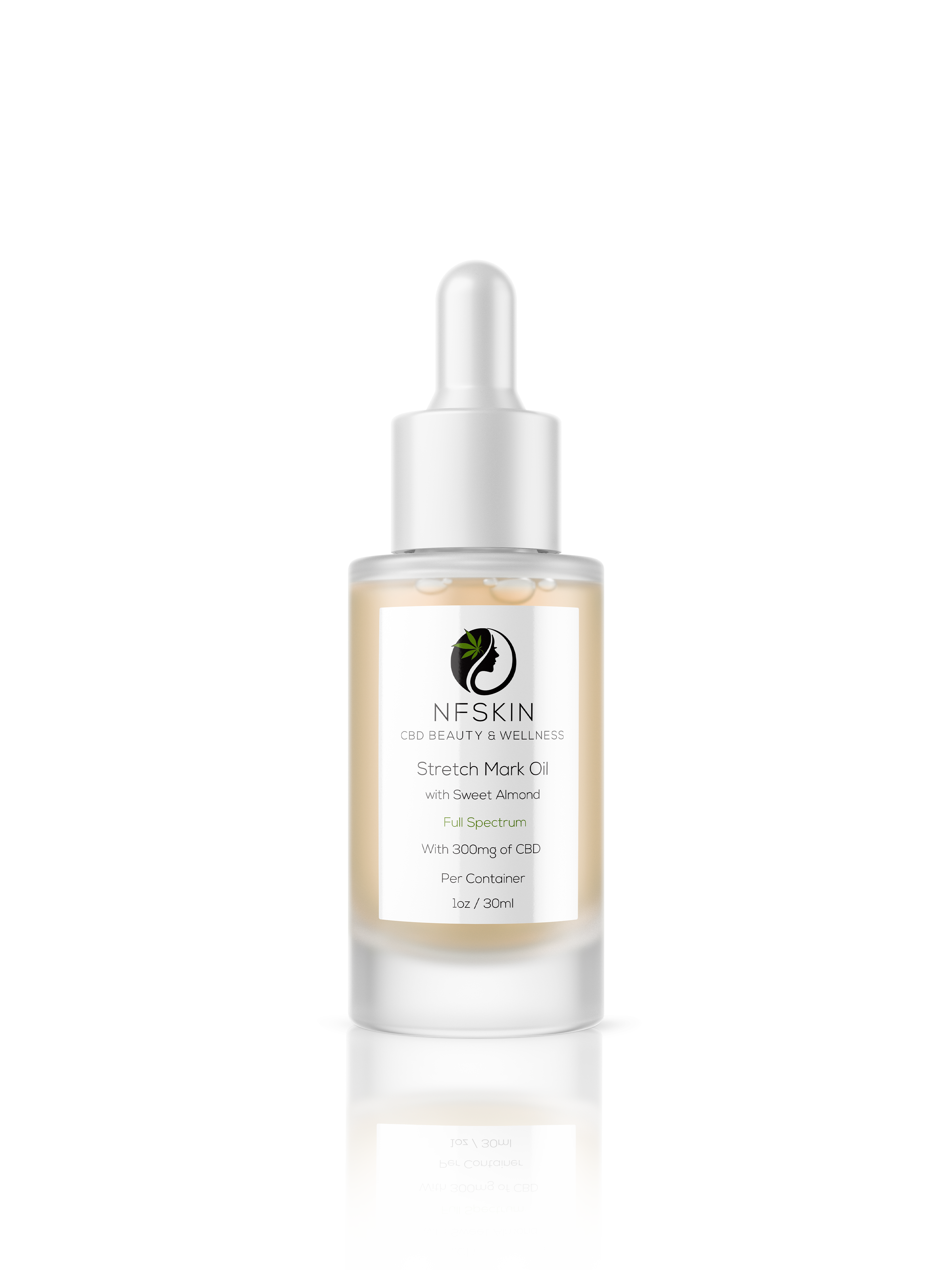 All Natural Botanical Stretch Mark Oil